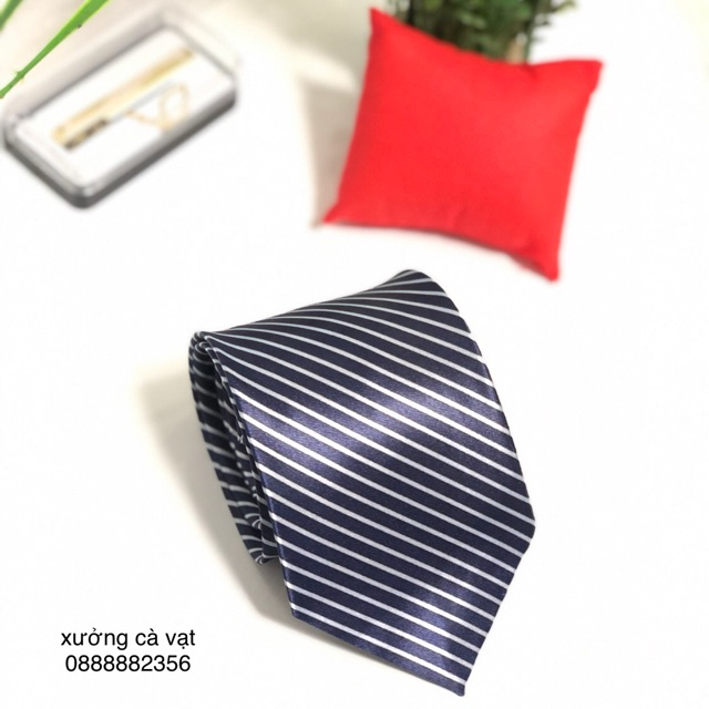 cà vạt nam cao cấp bản 7cm