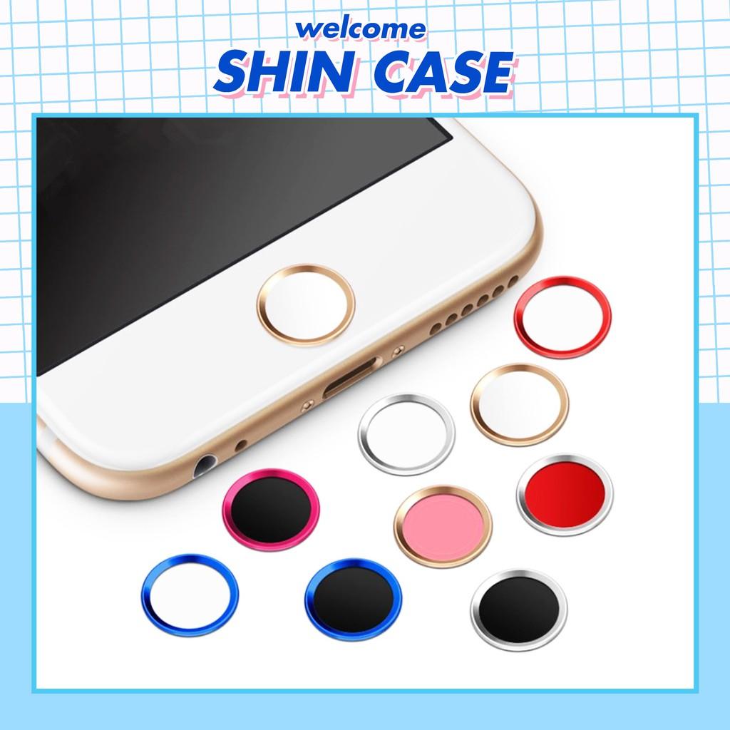 Nút Home Cảm Ứng Vây Tay Cho Phụ Kiện Tai Nghe Bluetooth Airpods Cáp Sạc Iphone – Shin Case