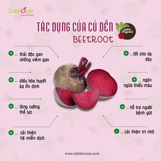 Bột Rau Củ Ăn Dặm Cho Bé Từ 6 Tháng Tuổi Dalahouse - Gói 3g 7