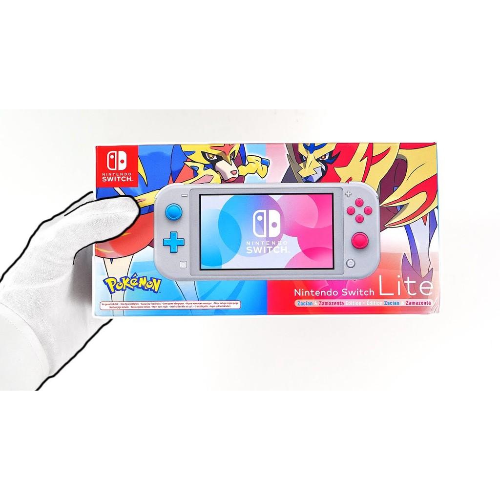 Máy Chơi Game Nintendo Switch Lite Mới 100% Fullbox Chính Hãng giảm chỉ còn  5,350,000 đ