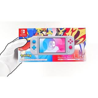 Hình ảnh Máy Chơi Game Nintendo Switch Lite Mới 100% Fullbox Chính Hãng-1