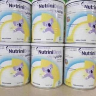 Combo 12 Lon Sữa bột NutriniDrink nhập khẩu nguyên lon từ Đức 400g DATE 2021