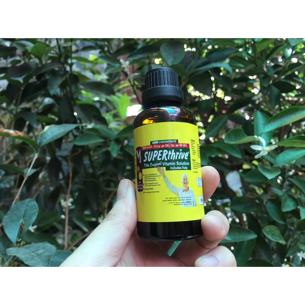 Kích thích tăng trưởng hoa Lan Superthrive chai 50ml