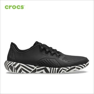 [Mã SUPE200K giảm 200K đơn từ 1tr2] Giày Nam Crocs - LiteRide Geopunk Pacer 206113-066 thumbnail