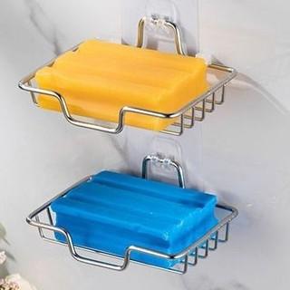 Kệ inox đựng xà bông trong nhà tắm Giá đựng xà bông tắm inox 304