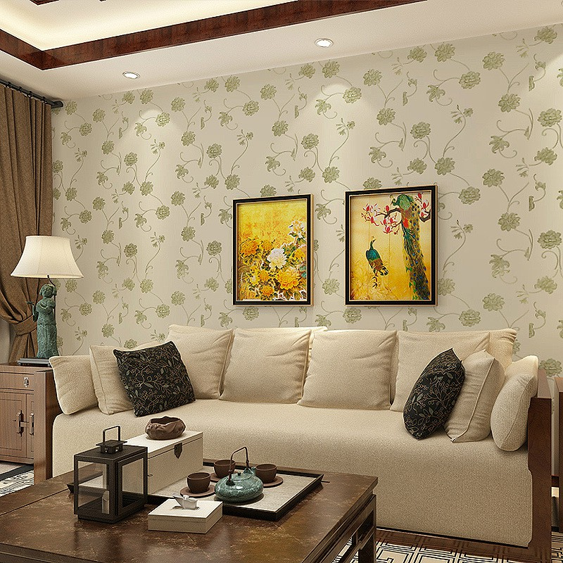 Decal giấy dán tường hoa dây xanh - 3031868 , 174945879 , 322_174945879 , 16000 , Decal-giay-dan-tuong-hoa-day-xanh-322_174945879 , shopee.vn , Decal giấy dán tường hoa dây xanh