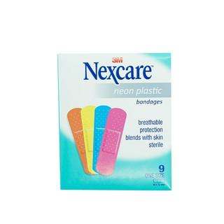 [HÀNG TẶNG KHÔNG BÁN] Băng keo cá nhân màu Neon Nexcare 3M NEONS9 1 gói 9 miếng thumbnail