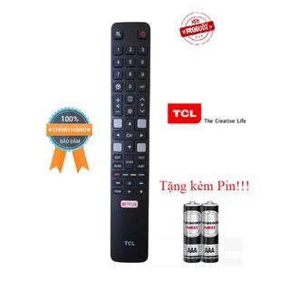 [Mã ELFLASH5 giảm 20K đơn 50K] Điều khiển tivi TCL- Hàng chính hãng 100% Tặng kèm pin các dòng CRT LCD LED Smart TV