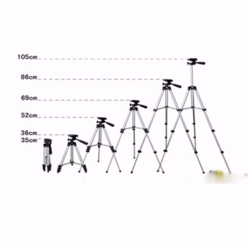 Giá Đỡ 3 Chân Đế Chụp Hình Tripod 3110 + Tặng 1 Đèn Flash 16 LED hỗ trợ chụp hình cho điện thoại, Ipad. - 14047989 , 1422106823 , 322_1422106823 , 125000 , Gia-Do-3-Chan-De-Chup-Hinh-Tripod-3110-Tang-1-Den-Flash-16-LED-ho-tro-chup-hinh-cho-dien-thoai-Ipad.-322_1422106823 , shopee.vn , Giá Đỡ 3 Chân Đế Chụp Hình Tripod 3110 + Tặng 1 Đèn Flash 16 LED hỗ tr