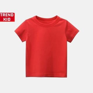 Áo phông cho bé trai bé gái màu đỏ BABYWANT thumbnail