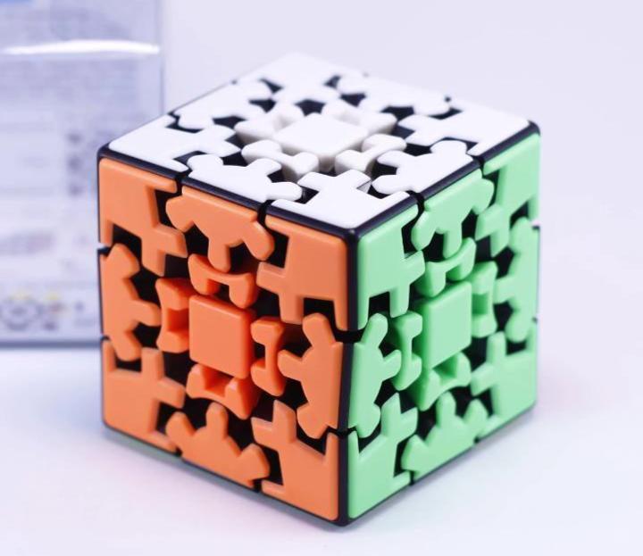 [Loại tốt] Rubik Biến Thể Gear Cube 3×3 Yumo Zhichen KungFu