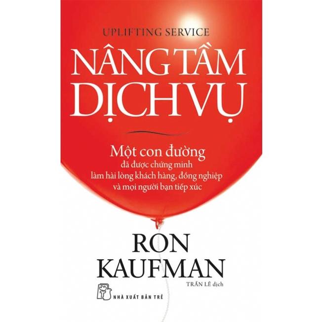 Sách Nâng Tầm Dịch Vụ
