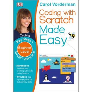 Sách Coding With Scratch Made Easy Ages 5 9 Key Stage 1 - Học Máy Tính ( Dành cho trẻ từ 5 tuổi ) thumbnail