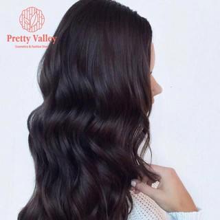 Kem nhuộm tóc màu tím đen Molokai 60ml TẶNG KÈM GĂNG TAY + CHAI OXY TRỢ DƯỠNG - Pretty Valley thumbnail