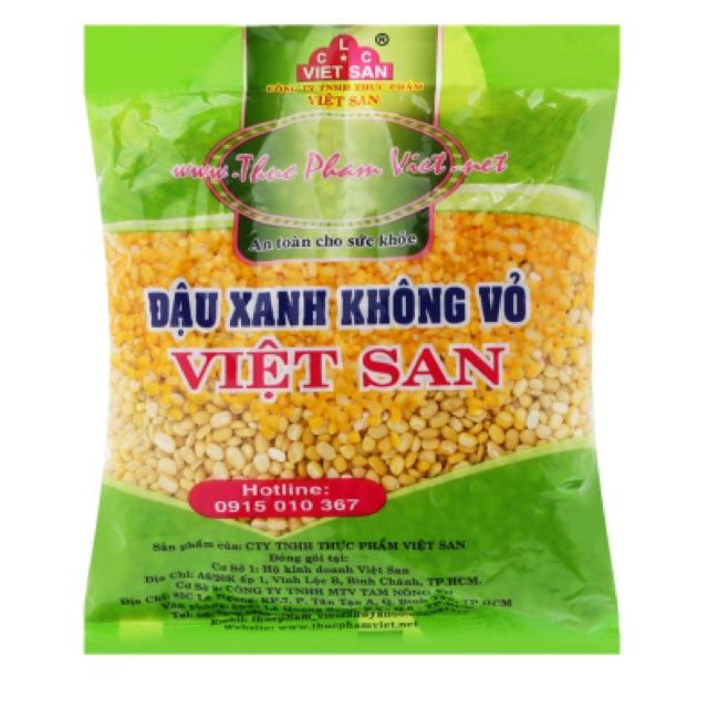 Đậu xanh không vỏ Việt San 300g