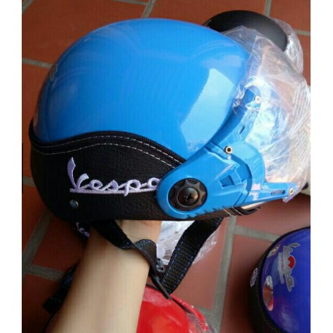 Mũ Bảo Hiểm Vespa có kính ( NHIỀU MÀU ) - 2497785 , 1024851290 , 322_1024851290 , 150000 , Mu-Bao-Hiem-Vespa-co-kinh-NHIEU-MAU--322_1024851290 , shopee.vn , Mũ Bảo Hiểm Vespa có kính ( NHIỀU MÀU )
