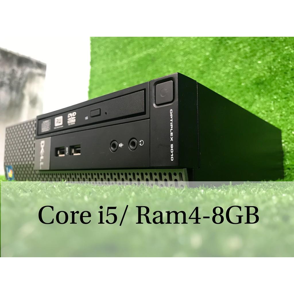 MÁy tính bàn Dell mini Core i5 TH3 Giá chỉ 400.000₫