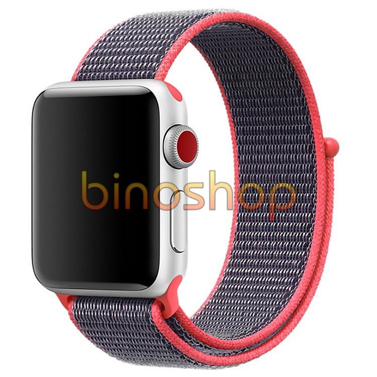 Dây đeo nylon Apple Watch - Dây đeo thay thế Apple Watch 38mm - 42mm