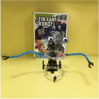 Robot hộp thiếc Tincan