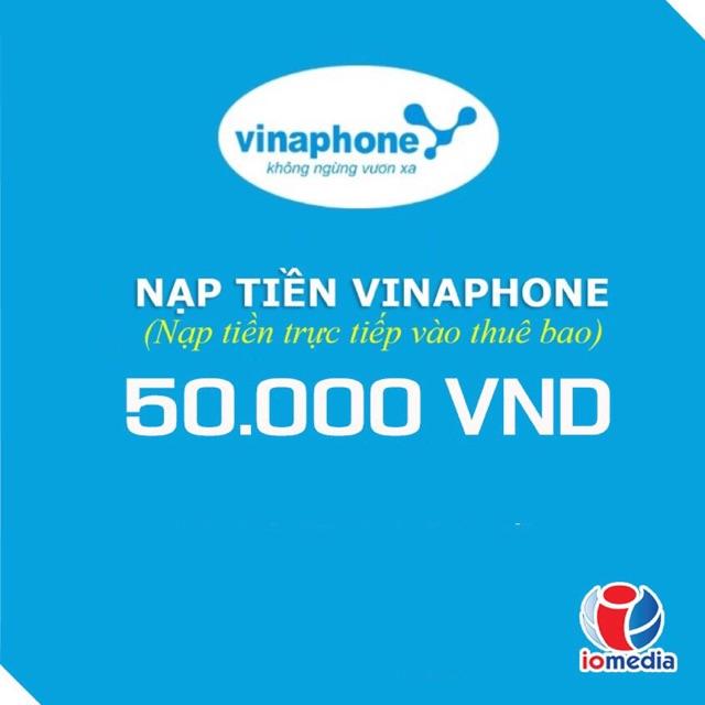 Mã thẻ vinaphone 50