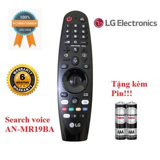 Remote Điều khiển TV LG AN-MR19BA giọng nói - Hàng mới chính hãng 100% Free ship + Tặng kèm Pin