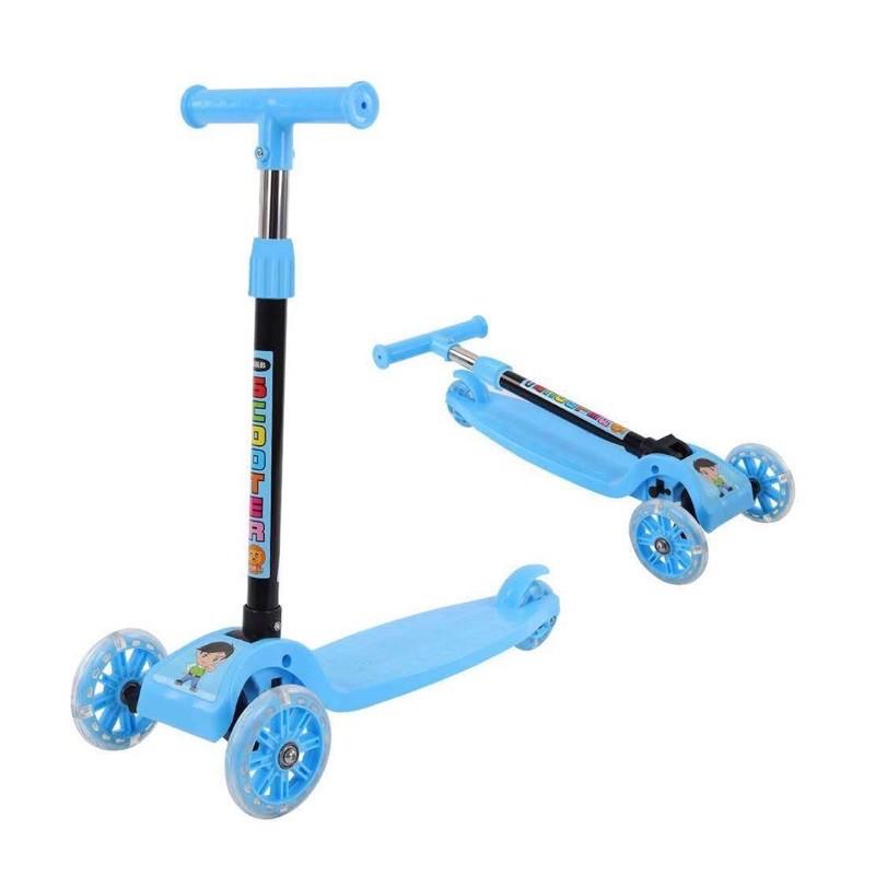 XẢ KHO – Xe scooter cho bé xe trượt scooter trẻ em 3 bánh
