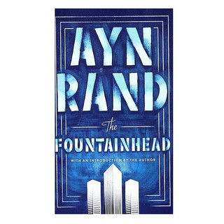 Sách Ngoại văn Tiếng Anh: The Fountainhead - Suối Nguồn