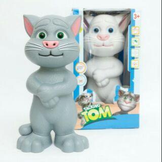 Mèo tôm biết nói