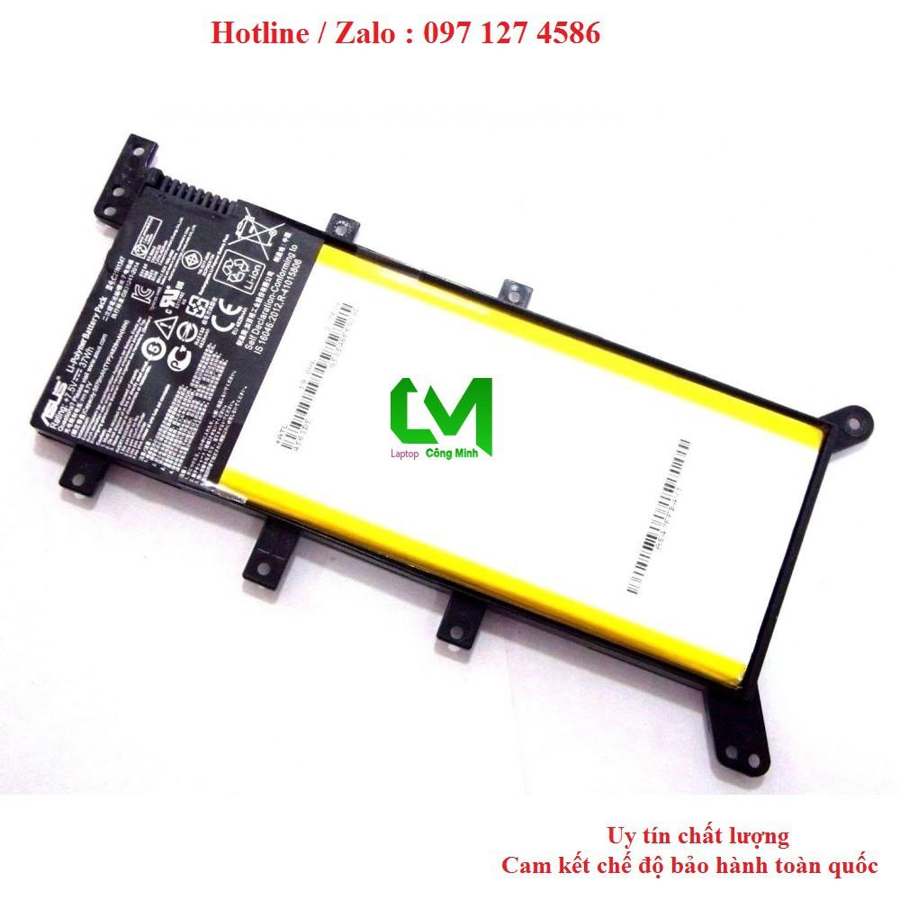 Pin Laptop Asus X555 ,X555L ,F555L K555L R556L X555L ,x554 ,F554 Zin Giá chỉ 780.000₫