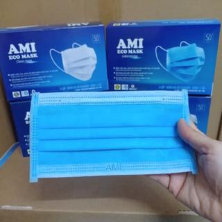 Khẩu trang y tế Ami (Hàng chính hãng - 4 lớp cao cấp) 6