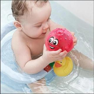 EuroQuality Đồ chơi phòng tắm hồ bơi siêu đáng yêu cho bé kèm chân đế –