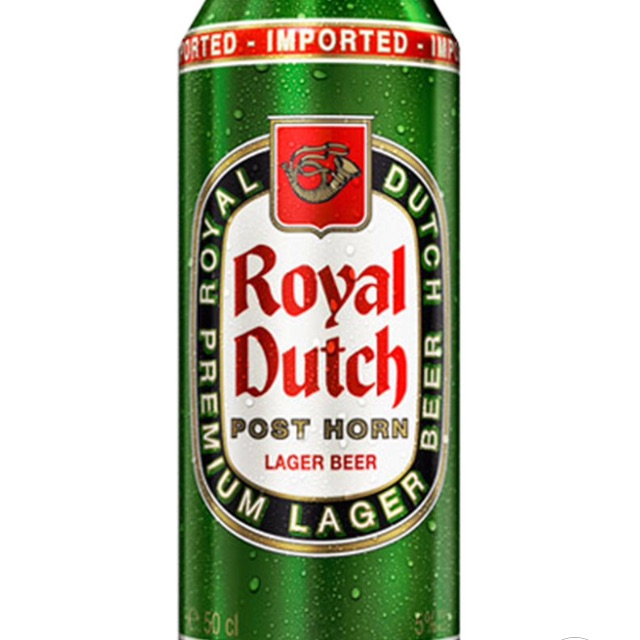 Bia Royal Dutch Post Horn Lon 500ML