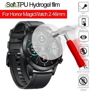 Miếng Dán Tpu Hydrogel Siêu Mỏng Chống Sốc Cho Đồng Hồ Honor Magic Watch 2 46mm