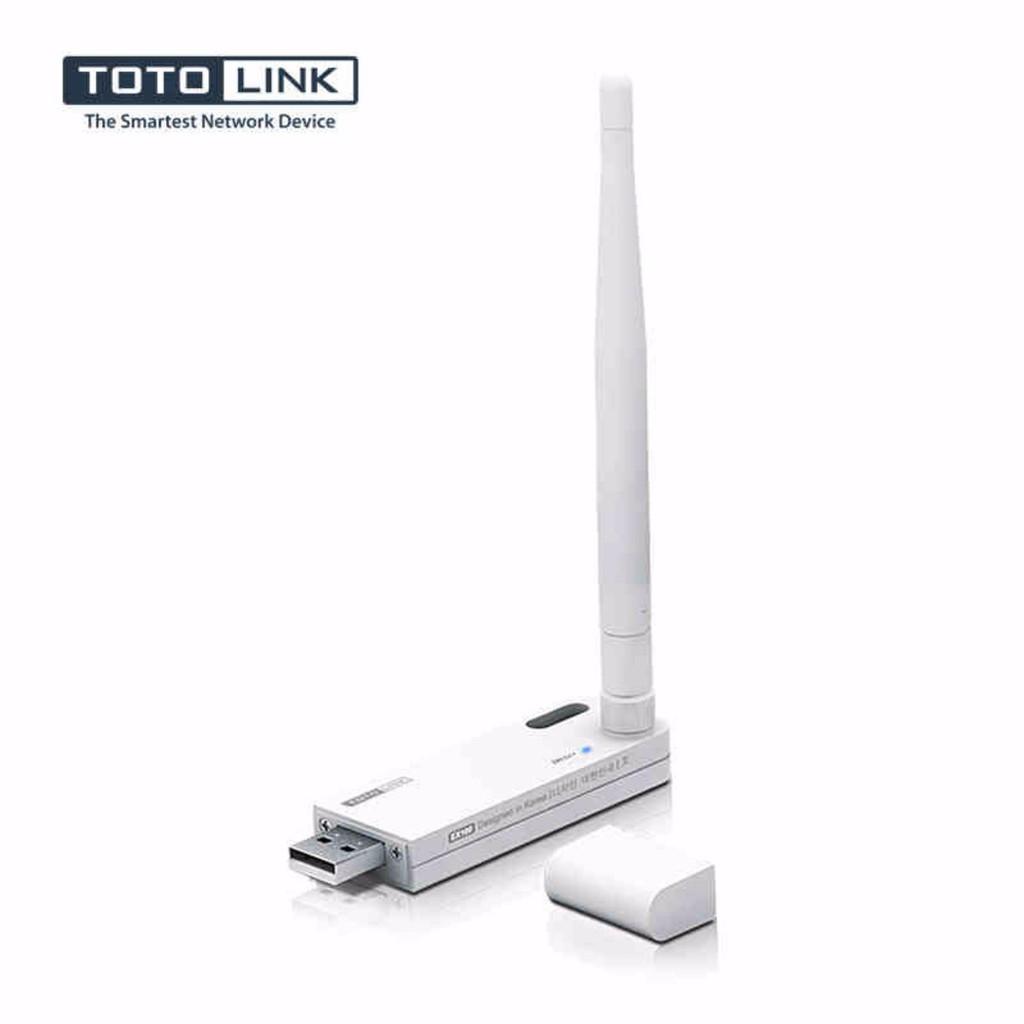 Kích sóng Wifi Totolink EX100