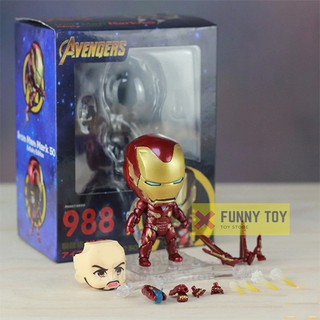 Mô hình Nendoroid Iron Man Mark 50 #988
