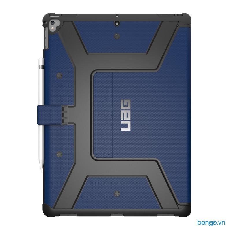 Bao da iPad Pro 12.9 (2017) UAG Metropolis (Xanh)