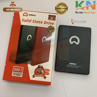 BH 3 năm, lỗi 1 đổi 1 mới Ổ cứng SSD EEKOO 120G màu đen, chính hãng Vinago, ổ cứng di động ssd giá tốt thumbnail