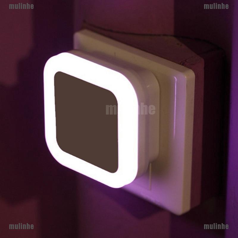 Đèn ngủ vuông cảm ứng tự động tắt mở chất lượn