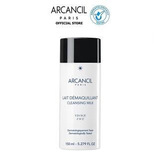 Sữa rửa mặt và tẩy trang Arcancil Cleansing Milk Face150ml thumbnail