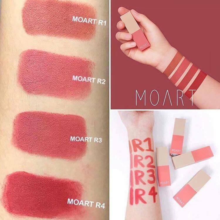 Son Moart Lipstck R4 Hottrend - 2395549 , 201216187 , 322_201216187 , 280000 , Son-Moart-Lipstck-R4-Hottrend-322_201216187 , shopee.vn , Son Moart Lipstck R4 Hottrend