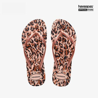 HAVAIANAS - Dép nữ Slim Animals 4103352-0076 thumbnail