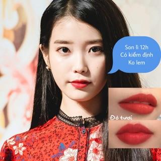 SET 6 son mini - Son kem siêu lì- Son handmade 100% thiên nhiên thumbnail
