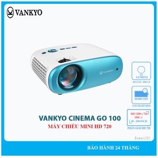 Máy chiếu mini VANKYO Cinemango 100, hàng chính hãng, bảo hành 2 năm kể cả đèn hình. thumbnail