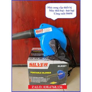Máy thổi bụi, hút bụi cao cấp SILVER, may thoi bui cam tay, mini, công suất 500w– TBX