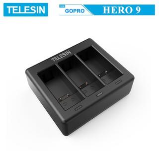 Sạc TELESIN cho camera hành đông GOPRO HERO 9 - (SG9-02)