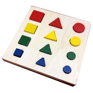 Đồ chơi giáo dục hình học