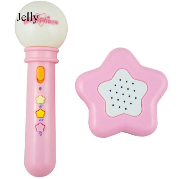 Kids Children Microphone Karaoke Singing Funny Music Toys Gift J587