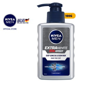 [G01] Sữa rửa mặt NIVEA MEN tạo bọt giúp sáng da vượt trội (100ml) – 83956 S015