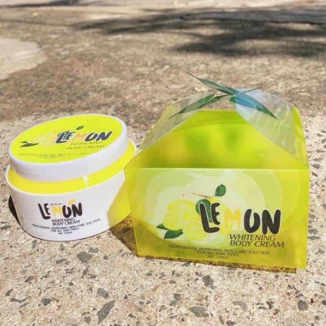 Body Lemon Chanh QLady Siêu Trắng