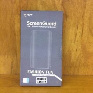 Bộ dán màn hình ( 5 miếng )GOR dành cho Galaxy Note 8